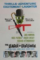 The League of Gentlemen - British Movie Poster (xs thumbnail)