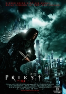 Priest - German Movie Poster (xs thumbnail)