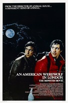 An American Werewolf in London - Theatrical movie poster (xs thumbnail)