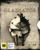 Gladiator - New Zealand Movie Cover (xs thumbnail)