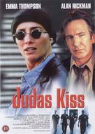 Judas Kiss - Danish Movie Cover (xs thumbnail)