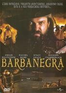 """""""Blackbeard"""" - Portuguese Movie Cover (xs thumbnail)"""