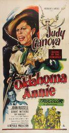 Oklahoma Annie - Movie Poster (xs thumbnail)