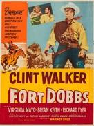 Fort Dobbs - Movie Poster (xs thumbnail)