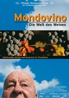 Mondovino - German Movie Poster (xs thumbnail)
