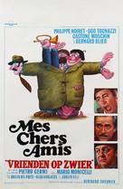 Amici miei - Belgian Movie Poster (xs thumbnail)