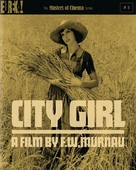 City Girl - British Blu-Ray cover (xs thumbnail)
