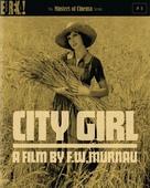 City Girl - British Blu-Ray movie cover (xs thumbnail)