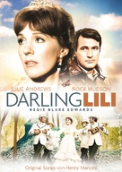 Darling Lili - German DVD movie cover (xs thumbnail)