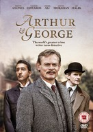 """Arthur & George"" - British DVD movie cover (xs thumbnail)"
