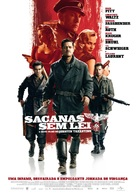 Inglourious Basterds - Portuguese Movie Poster (xs thumbnail)