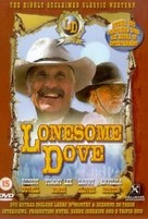 """""""Lonesome Dove"""" - British DVD movie cover (xs thumbnail)"""