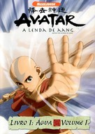 """Avatar: The Last Airbender"" - Brazilian Movie Cover (xs thumbnail)"