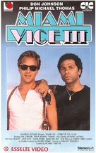"""Miami Vice"" - Finnish VHS movie cover (xs thumbnail)"