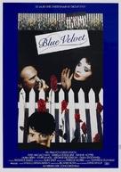 Blue Velvet - German Theatrical poster (xs thumbnail)