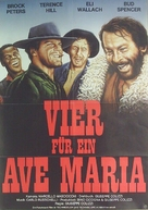 I quattro dell'Ave Maria - German Movie Poster (xs thumbnail)