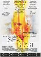 Sexy Beast - Spanish Movie Poster (xs thumbnail)