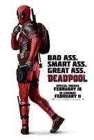 Deadpool - Singaporean Movie Poster (xs thumbnail)