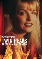 Twin Peaks: Fire Walk with Me - Spanish Movie Cover (xs thumbnail)