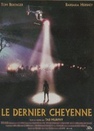 Last of the Dogmen - French Movie Poster (xs thumbnail)