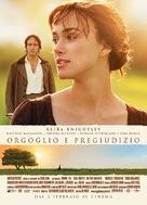 Pride & Prejudice - Italian Movie Poster (xs thumbnail)