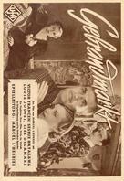 Forfaiture - German Movie Poster (xs thumbnail)
