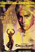 The Rains of Ranchipur - German Movie Poster (xs thumbnail)
