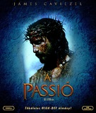The Passion of the Christ - Hungarian Movie Cover (xs thumbnail)