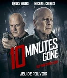 10 Minutes Gone - Canadian Blu-Ray movie cover (xs thumbnail)