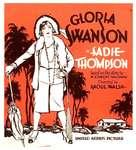 Sadie Thompson - Movie Poster (xs thumbnail)