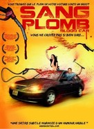 Blood Car - French DVD cover (xs thumbnail)
