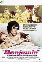 Benjamin ou Les mémoires d'un puceau - Spanish Movie Poster (xs thumbnail)