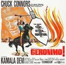Geronimo - Movie Poster (xs thumbnail)