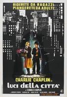 City Lights - Italian Theatrical poster (xs thumbnail)