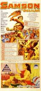 Samson and Delilah - Australian Movie Poster (xs thumbnail)