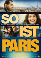 Paris - German Movie Poster (xs thumbnail)