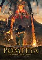 Pompeii - Chilean Movie Poster (xs thumbnail)