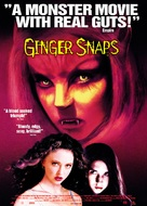 Ginger Snaps - Swedish Movie Poster (xs thumbnail)