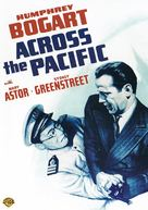 Across the Pacific - DVD movie cover (xs thumbnail)