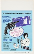 The Ipcress File - Movie Poster (xs thumbnail)