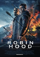 Robin Hood - Chilean Movie Poster (xs thumbnail)