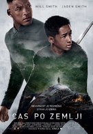 After Earth - Slovenian Movie Poster (xs thumbnail)