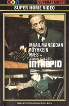 A Man Called Intrepid - Finnish VHS movie cover (xs thumbnail)