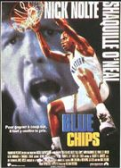 Blue Chips - French VHS cover (xs thumbnail)