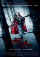 Red Riding Hood - Swedish Movie Poster (xs thumbnail)