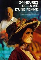 24 heures de la vie d'une femme - French Movie Poster (xs thumbnail)