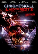ChromeSkull: Laid to Rest 2 - Austrian Blu-Ray cover (xs thumbnail)