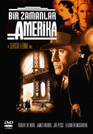 Once Upon a Time in America - Turkish DVD movie cover (xs thumbnail)