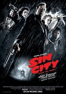Sin City - Spanish Movie Poster (xs thumbnail)
