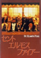 St. Elmo's Fire - Chinese Movie Poster (xs thumbnail)
